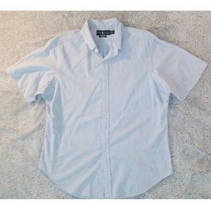 Ralph Lauren short sleeve button up